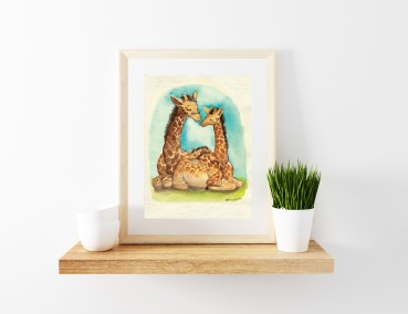 giraffe single