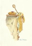 pie bunny